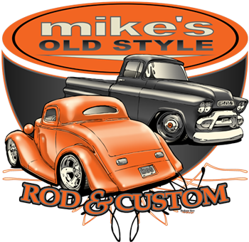 Mike's Old Style Rod & Custom